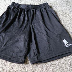 UA Wounded Warriors Basketball Shorts - Large
